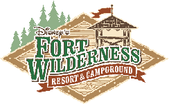 Fort Wilderness Resort and Campground Logo