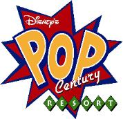 Disney's Pop Century Resort Logo