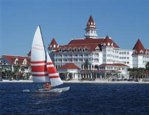 Exterior Grand Floridian Resort